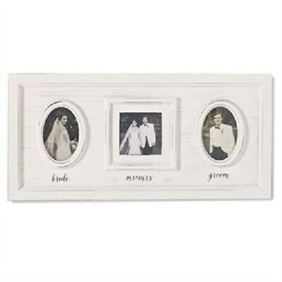 "Wedding Triple Frame - 10.5"" x 22"""