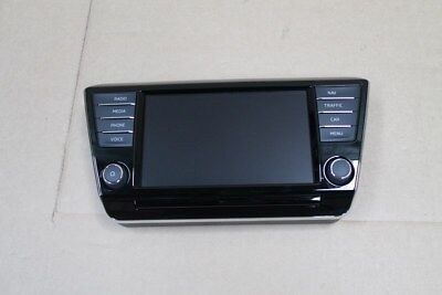 Skoda SuperB 3V Display Discover Pro Infotaiment 3V0919606