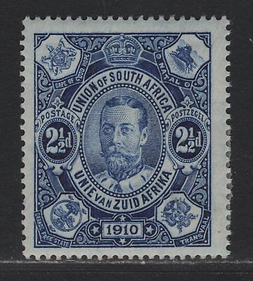 South Africa 1 MH Light gum crease