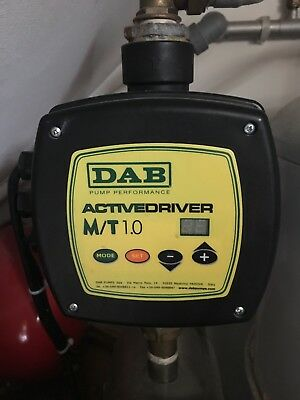Dab  Activedriver Pump M/t 1.0