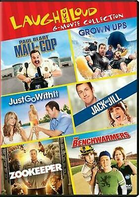 The Benchwarmers / Zookeeper / Grown Ups - DVD Region 1 Free Shipping!