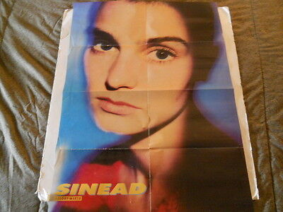 Sinead O'Conor Melody Maker Poster
