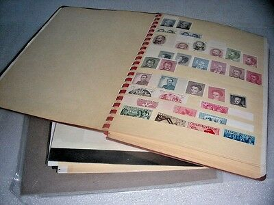 CZECHOSLOVAKIA, Excellent Accumulation of Stamps, old FDC'S, & others