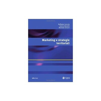 Marketing E Strategie Territoriali 9788823821187 Raffaele Cercola Libro Economia