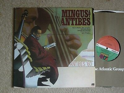 Charles Mingus At Antibes Us Double Lp Ex/nm Jazz Bud Powell Eric Dolphy Etc