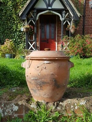 large verwood pottery