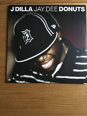 "J Dolla - Donuts - 12"" Double LP"