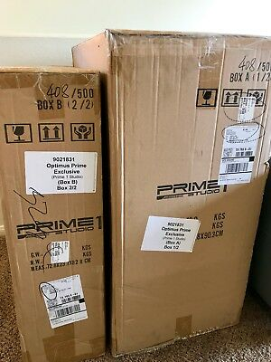Prime 1 Studio Transformers DOTM Optimus Prime (Exclusive Ver.)