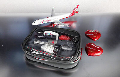 org. Amenity Kit | AIRBERLIN | BUSINESS CLASS | m. RITUALS Kosmetik | NEU!