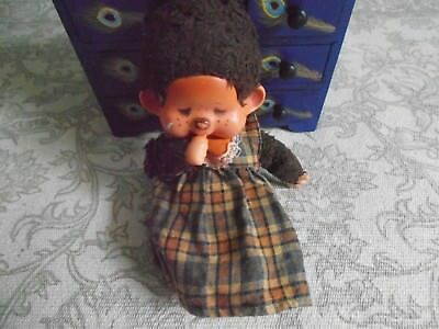 Chad Valley vintage chic a boo doll