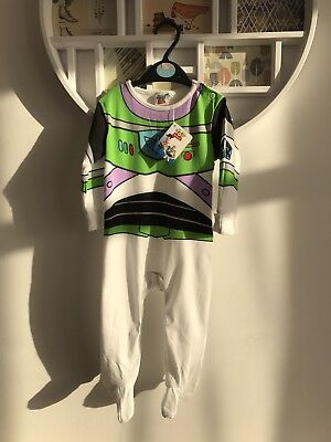 Brand new BNWT childrens Baby Buzz Lightyear outfit Costume Halloween 6-9 Months