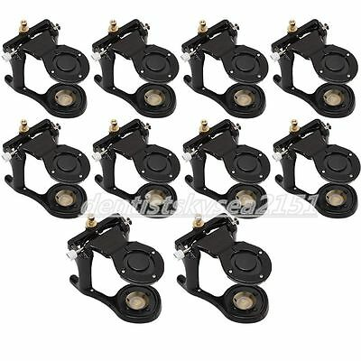 10pcs Dental lab Equipment Magnetic Adjustable Small Size Articulator ZV6Z