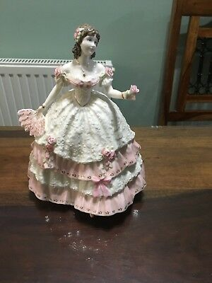 Royal Worcester  Figurine - Olivia Limited Edition