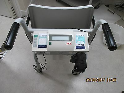 Wheelchair Scales Digital Disability Weighing Scales Medical Chair Weigh Scale