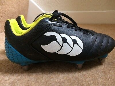 Canterbury Rugby Boots Junior Size 2
