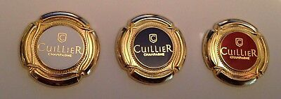 Pin's champagne CUILLIER
