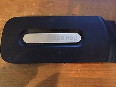 XBOX 360 CONSOLE HARD DRIVE 120 GB Perfectly Working Uk Seller