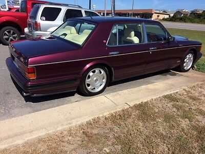 1996 Bentley Turbo R Long Wheelbase 1996 Bentley Turbo RL