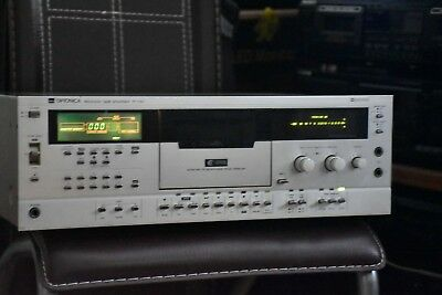 Sharp OPTONICA RT-7100H tapedeck, kassettendeck HIGH-END, BDA