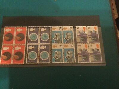 Gb mint stamps (r40) 1967 British Descovery And Invention.