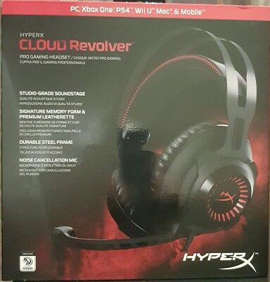 auriculares gaming HYPERX COULD REVOLVER