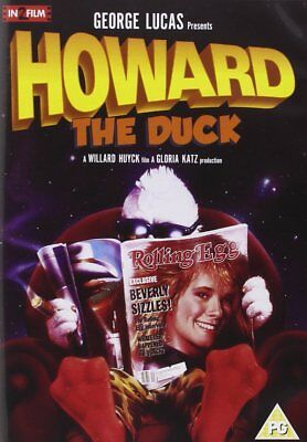 Howard the Duck - George Lucas DVD NEW & SEALED