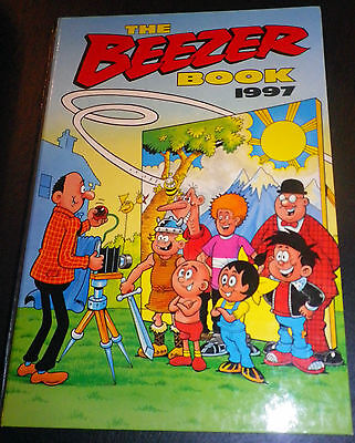 The Beezer Book / Annual.1997