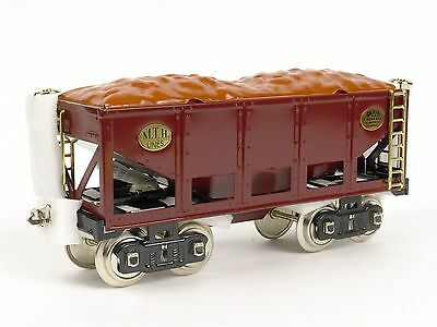 MTH Tinplate Traditions 10-1130 Ore Car No 221 Standard Gauge Model Trains