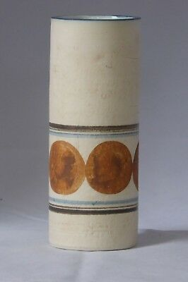 Small Troika Cylinder Vase - Honor Curtis