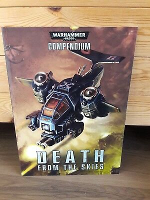 Warhammer 40k Death from the Skies Compendium 6th Edition