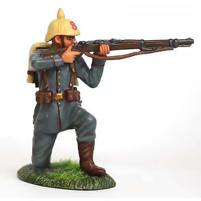 Empire Miniatures 1:32 W1-1426 WW1 German 84th - 85th Inf Kneeling Firing No 1