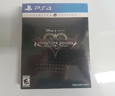 Kingdom Hearts HD 2.8 Final Chapter Prologue (PS4) Limited Edition - New