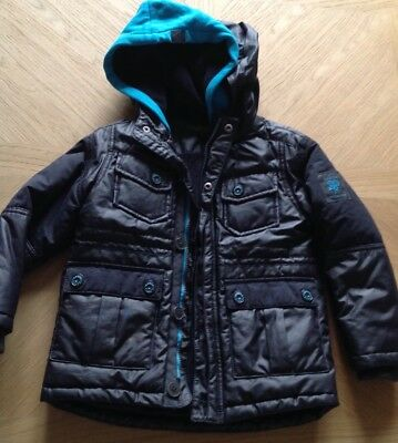 Ted Baker London Boys Coat Age 5-6 Excellent Condition
