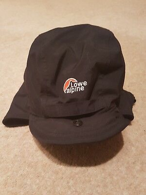 Lowe Alpine Goretex Mountain Cap Size Medium