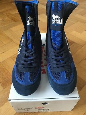 Lonsdale Boys/Mens Boxing Boots LBA442 size 39/6