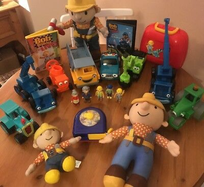 Bob The Builder Large Toy Bundle