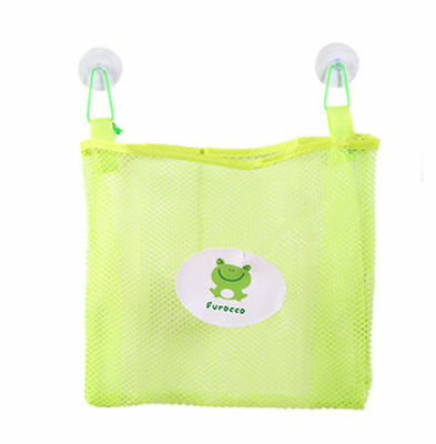 Baby Kids Bath Time Toy Mesh Net Storage Bag Organizer Holder Bathroom Organiser