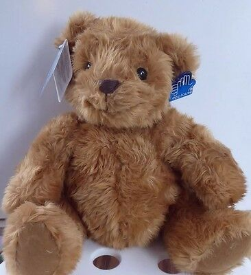 Lovely 23cm sitting Applause Teddy Bear NWT