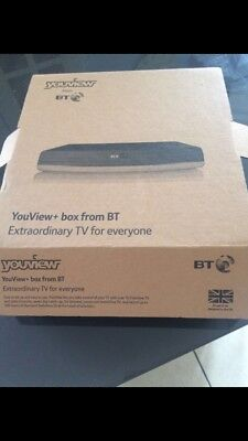 New Bt Youview Box DTR-T2100 500g PVR Freeview+HD