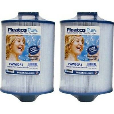Brand New Pleatco Pure PWW50P3 Spa Filter 2/Pack