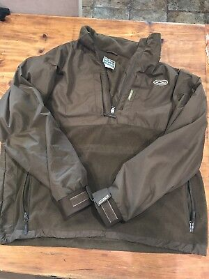 Drake waterfowl MST 1/4 Zip Eqwader Men's Jacket XL