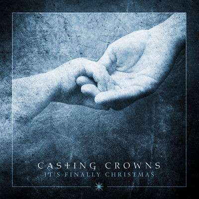 Casting Crowns - It's Finally Christmas [New CD]
