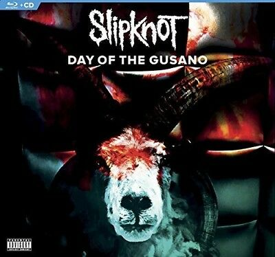 Slipknot - Day Of The Gusano [New CD] With Blu-Ray