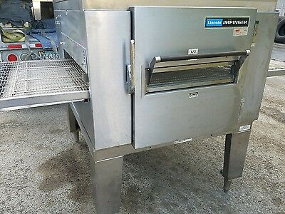 Lincoln Impinger Conveyor Single Pizza Gas Oven 1450