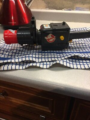 Vintage 80s Ghostbusters Projector Toy Full Working Order