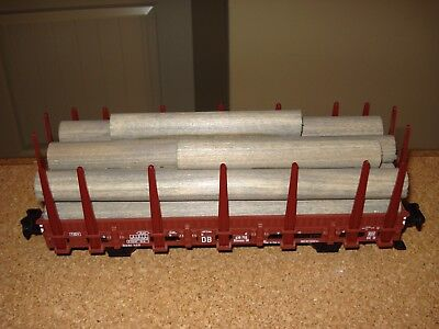Marklin stake car with load, C-8, Free shipping