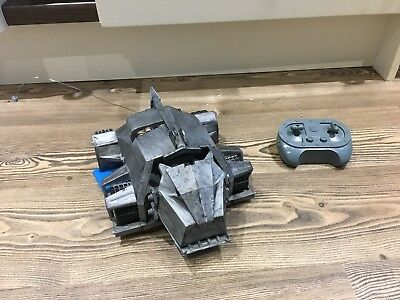 Robot Wars - GROWLER Robot RC Remote Control WITH BATTERY PACK No Charger LARGE
