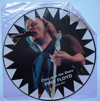 Pink Floyd Roger Waters Picture Disc Chat With The Stars  Zufg Oo7  No Tmoq Tmq