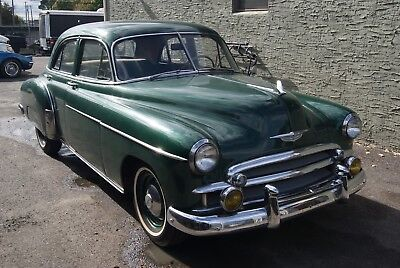 1950 Chevrolet Bel Air/150/210 150/210/DELUXE 1950 CHEVY - VERY ORIGINAL/SOLID - LOW ORIGINAL MILES - MUST SEE - NO RESERVE!!!
