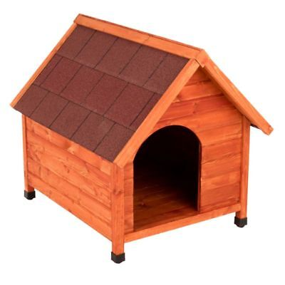 Wooden Dog Pet Kennel Small Medium Large XL XXL Warm House Weather Proof Shelter